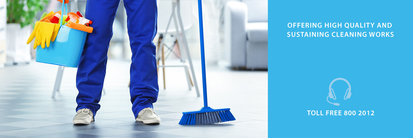 Cleaning Companies In Abu Dhabi Providing Cleaning Services